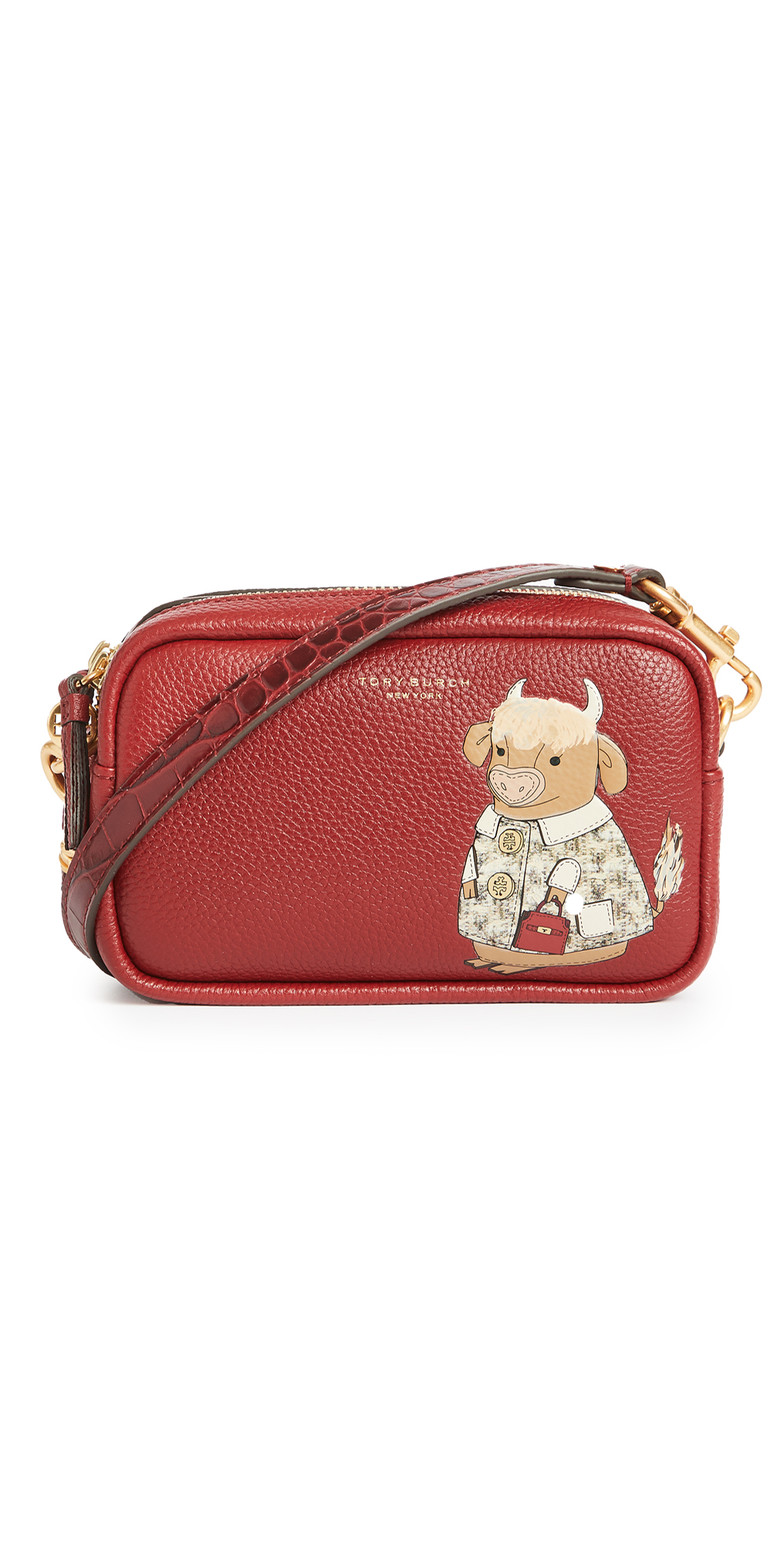 Tory Burch Ozzie The Ox Mini Bag