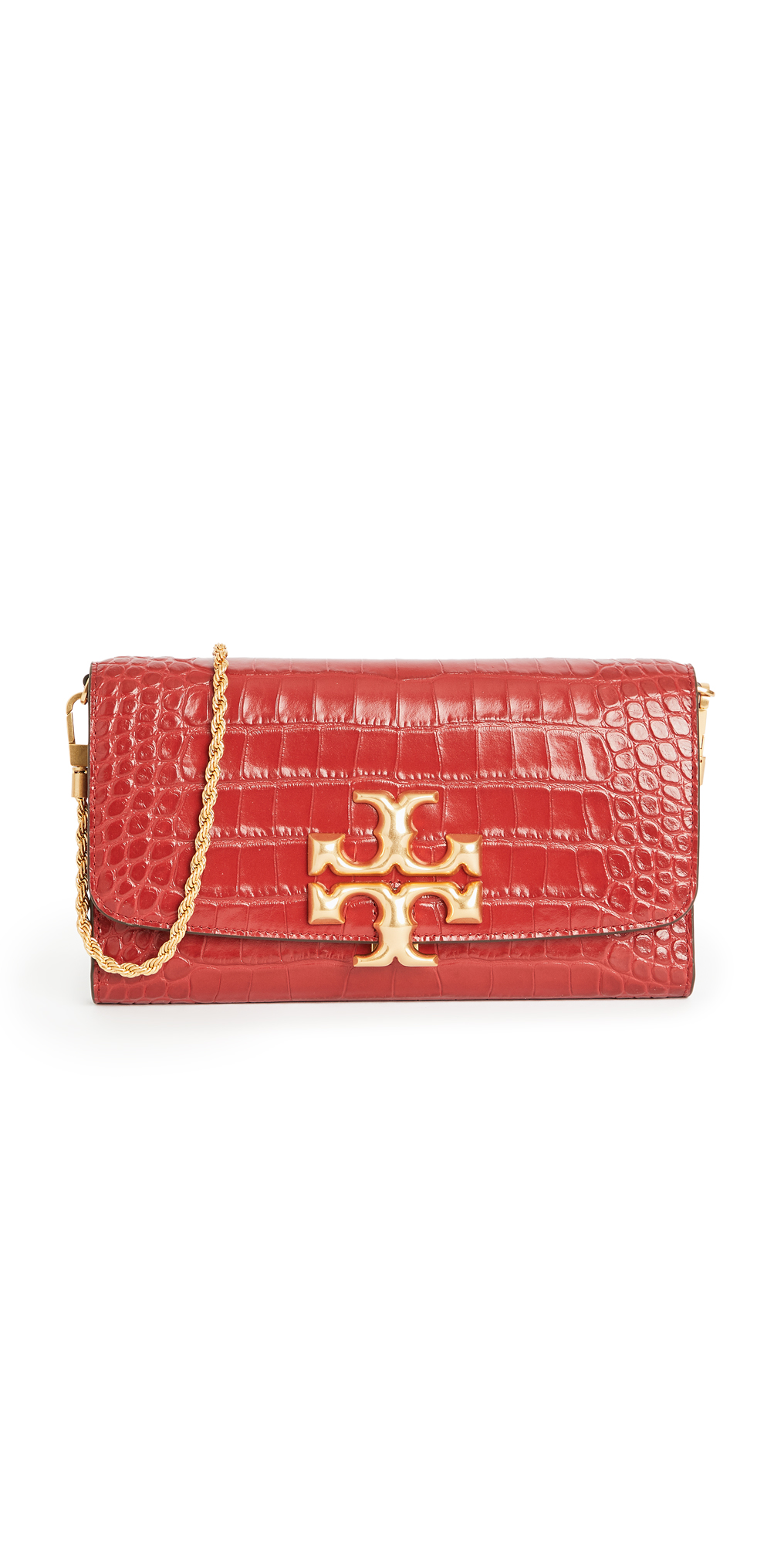 Tory Burch Eleanor Embossed Clutch