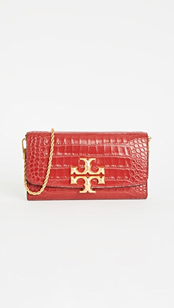 Tory Burch Eleanor 压纹手包