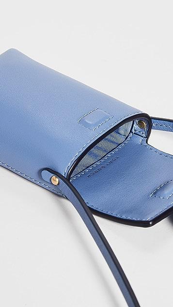 Tory Burch Miller Nano Phone Crossbody Bag