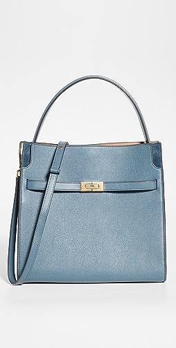 Tory Burch - Lee Radziwill Double Bag