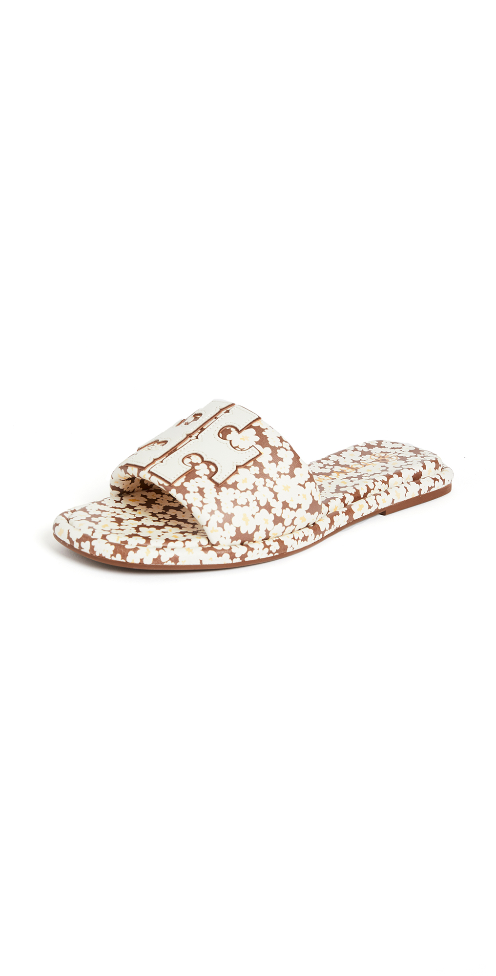 Tory Burch Double T Sport Slides