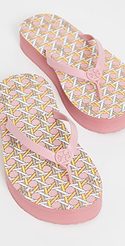 Tory Burch - Flatform Flip Flops