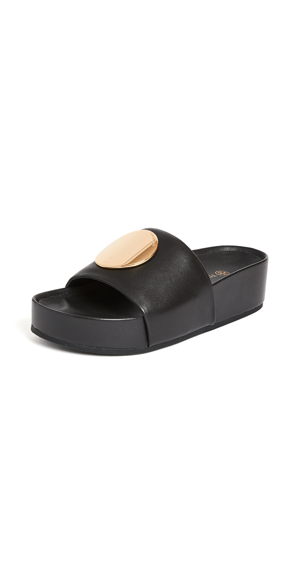 Tory Burch Patos Slides