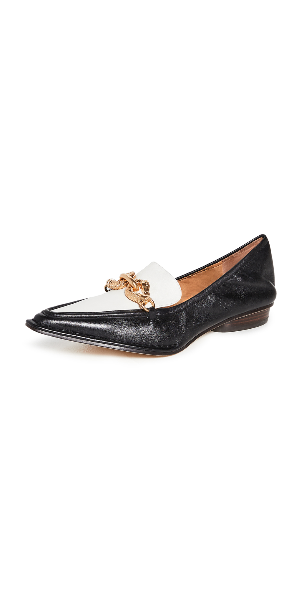 Tory Burch Jessa Pointy Toe 20mm Loafers