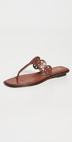 Tory Burch - Tiny Miller 10mm Thong Sandals