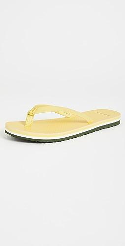Tory Burch - Mini Minnie Flip Flops
