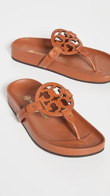 Tory Burch Miller Cloud Sandals