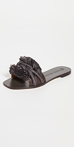 Tory Burch - Rope Flat Slides