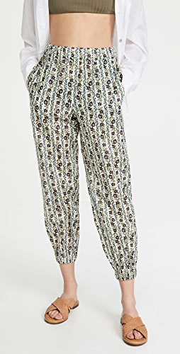 Tory Burch - Printed Beach Pants