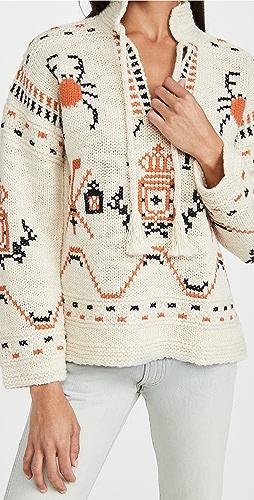 Tory Burch - Baja Sweater