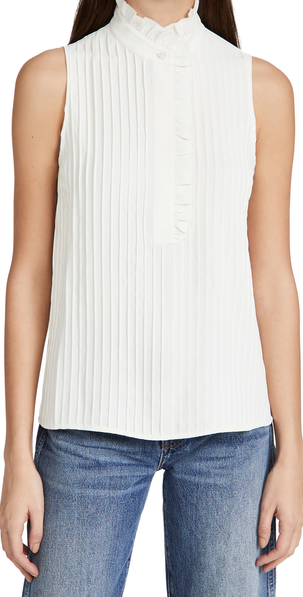 Tory Burch Deneuve Shell Blouse