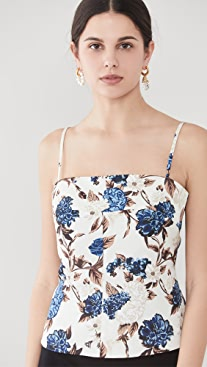 Tory Burch Strappy Back Top
