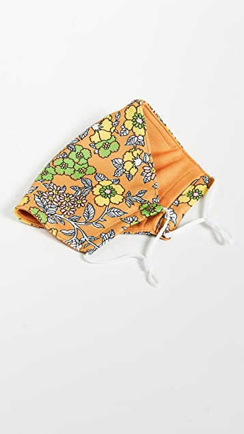 Tory Burch Travel Face Covering Set