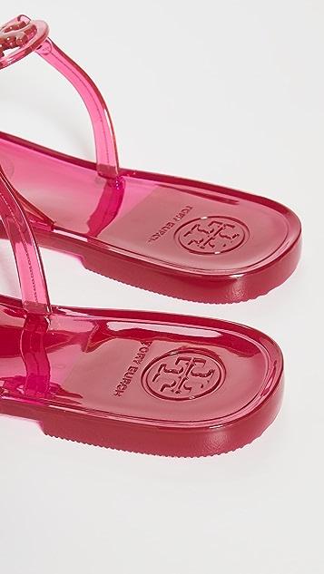 Tory Burch Mini Miller 夹趾凉鞋