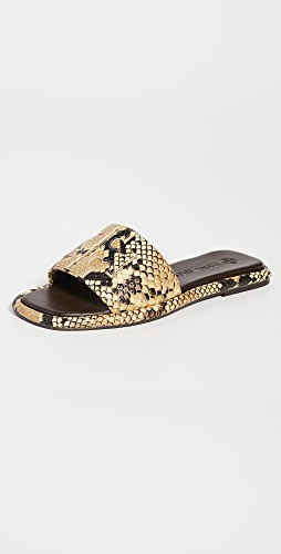 Tory Burch - Double T Sport Slides