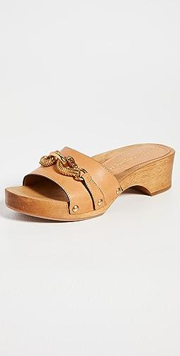 Tory Burch - Jessa Clog Sandals
