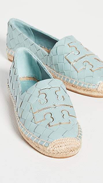 Tory Burch Ines Woven Espadrilles