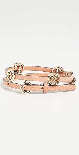 Tory Burch - Miller Double Wrap Bracelet