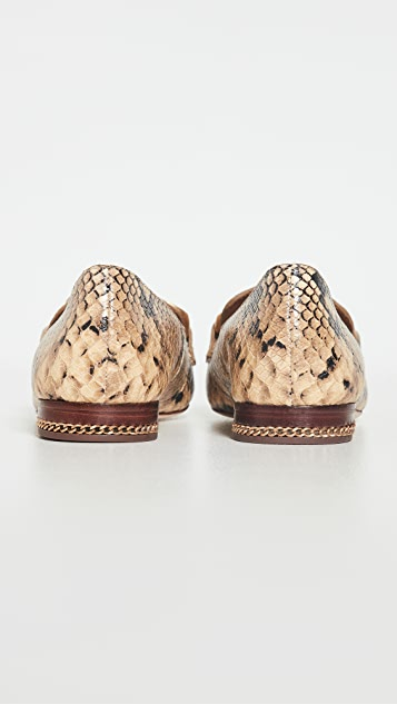 Tory Burch Ruby Chain Loafers