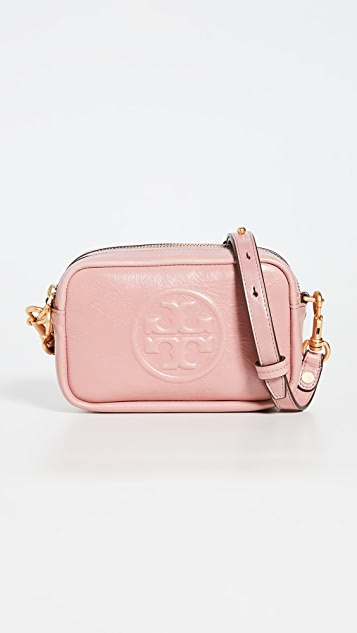 Tory Burch Perry Bombe Glazed Mini Bag