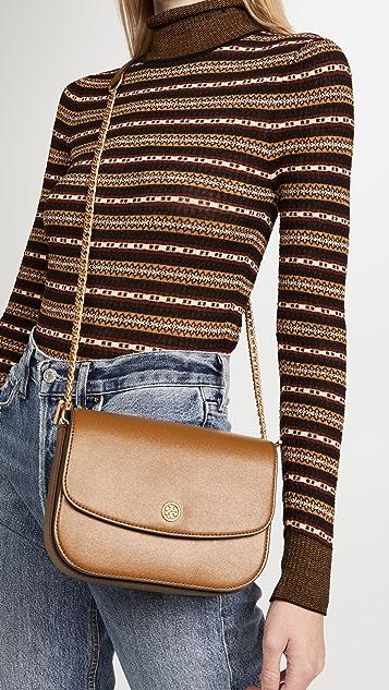 Tory Burch Robinson Convertible Shoulder Bag