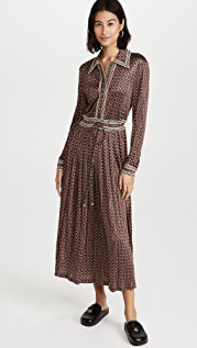 Tory Burch 针织衬衣连衣裙