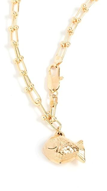 Timeless Pearly Gold Necklace / Bracelet