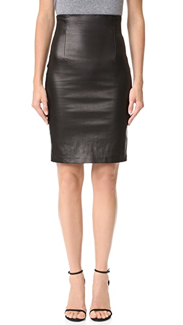ThePerfext High Waisted Skirt