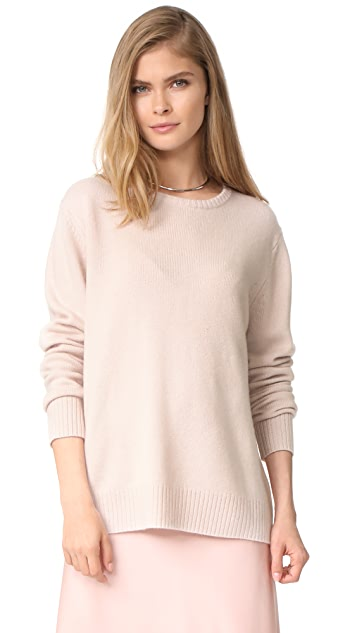 ThePerfext Pull Over Cashmere Sweater