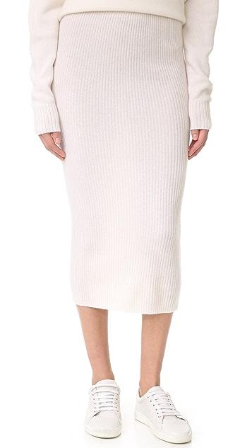 ThePerfext Cashmere Skirt