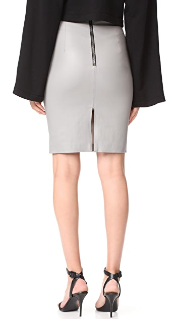 ThePerfext Amsterdam High Waisted Skirt