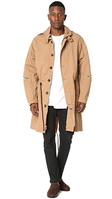 3.1 Phillip Lim Hooded Parka