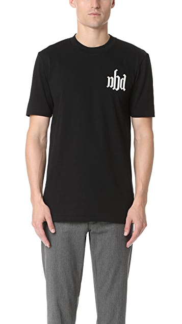 3.1 Phillip Lim Perfect Tee with Victorian Embroidery
