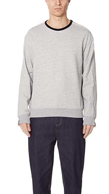 3.1 Phillip Lim Roll Edge Sweatshirt