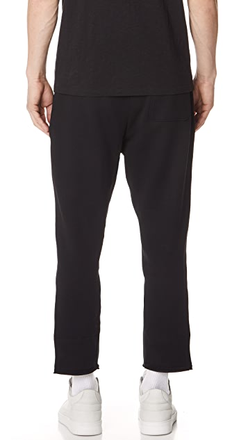 3.1 Phillip Lim Relaxed Cropped Sweatpants