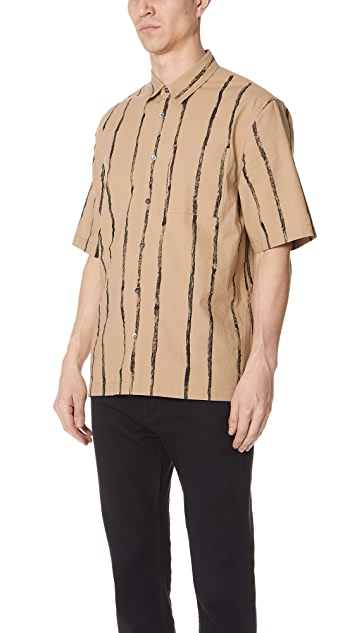 3.1 Phillip Lim Box Cut Button Down Shirt