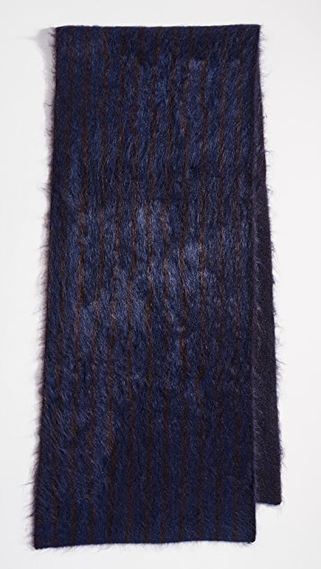 3.1 Phillip Lim Brushed Scarf