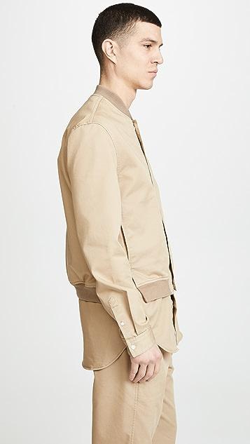 3.1 Phillip Lim Classic Bomber Shirt Jacket