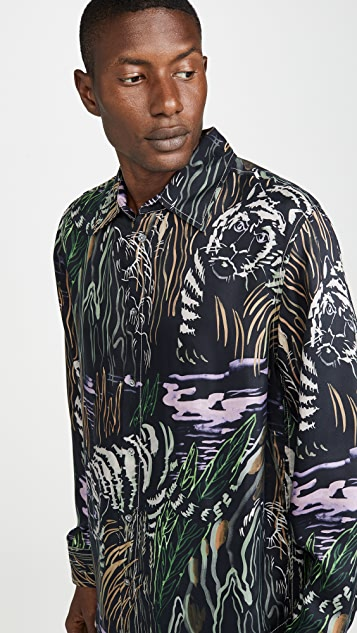3.1 Phillip Lim Long Sleeve Souvenir Shirt