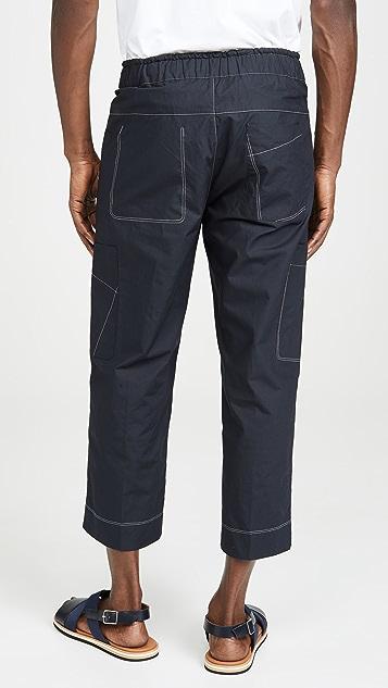 3.1 Phillip Lim Drawstring Cargo Pants
