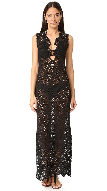 Temptation Positano Sleeveless Lace Dress