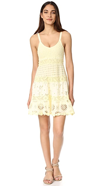 Temptation Positano Spaghetti Strap Dress