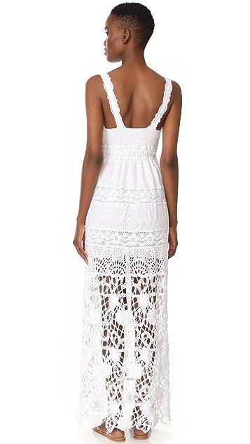 Temptation Positano V Neck Maxi Dress