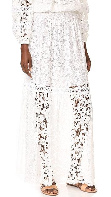 Temptation Positano Long Skirt