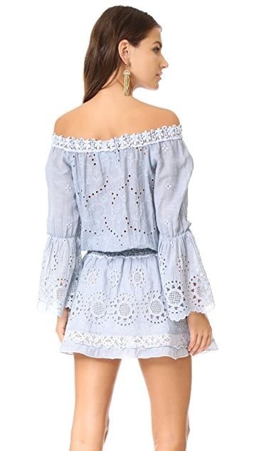 Temptation Positano Off Shoulder Dress