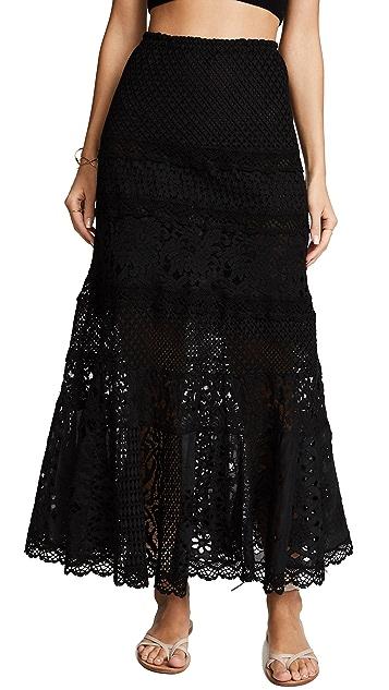 Temptation Positano Andamane Long Skirt
