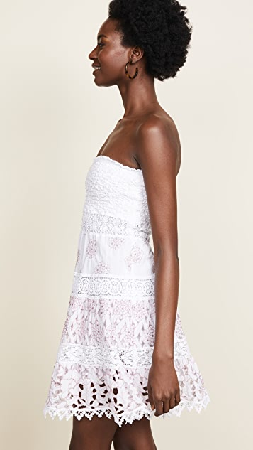 Temptation Positano Giava Ruched Dress