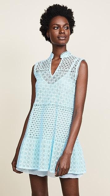 Temptation Positano Vest Dress - Turchese