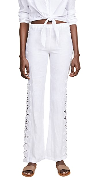 Temptation Positano Timor Pants with Side Detail
